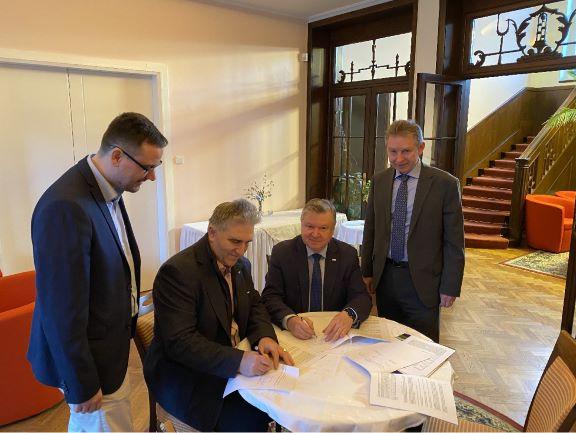 Dohoda o spolupráci